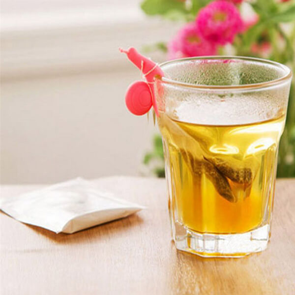 6 Cute Tea Bag Hanging Clips for Tea Lovers
