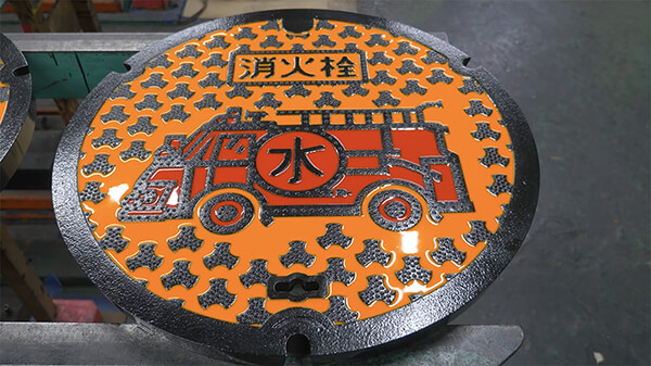 Only in Japan: Unusual Japanese Manhole Factory