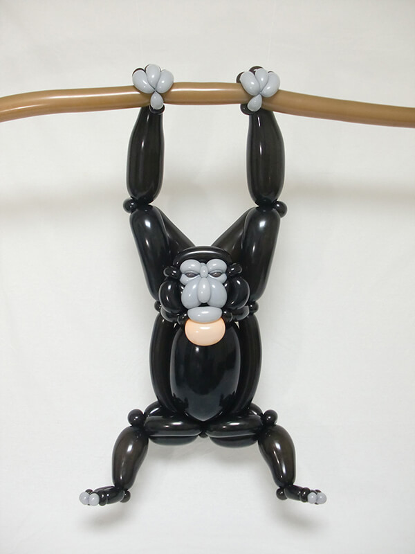 New Balloon Animals Created by Masayoshi Matsumoto
