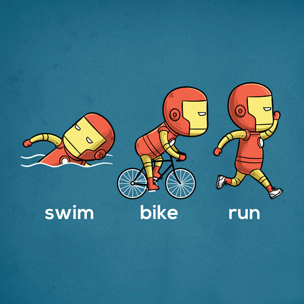 If Superheros are Athlete, What Sport They Should be Good at