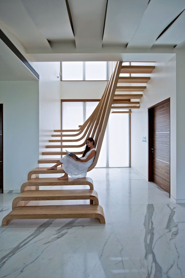22 Innovative Staircases for Modern Home