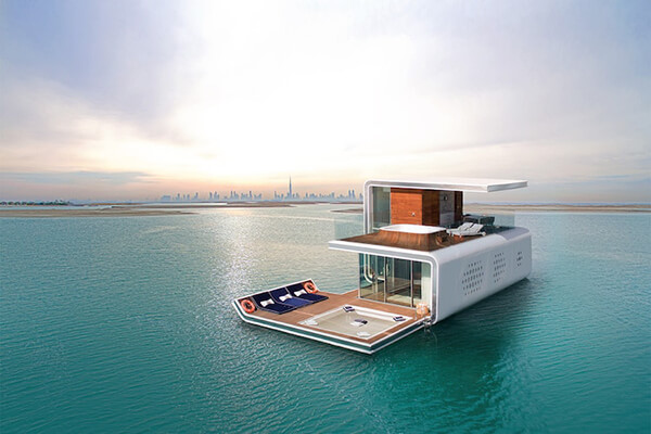 Seahorse: The Beautiful Underwater Homes in Dubai