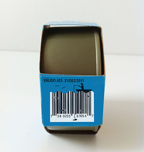 20 Creative Product Barcodes Design