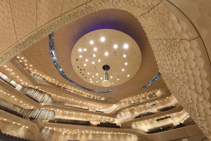 Elbphilharmonie: Magnificent Concert Hall in Hamburg, German