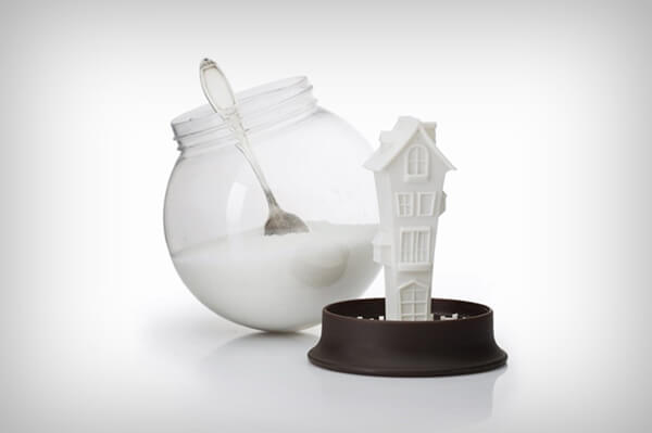 Sugar House: Probably The Sweetest Snow Globe Ever