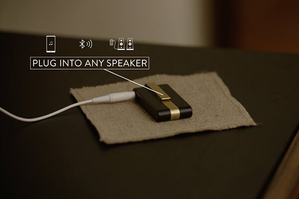 Jack Adapter: Turn Your Wired Headphone to Wireless