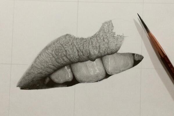 Photo-realistic Pencil Drawings by Japanese Artist Kohei Ohmori