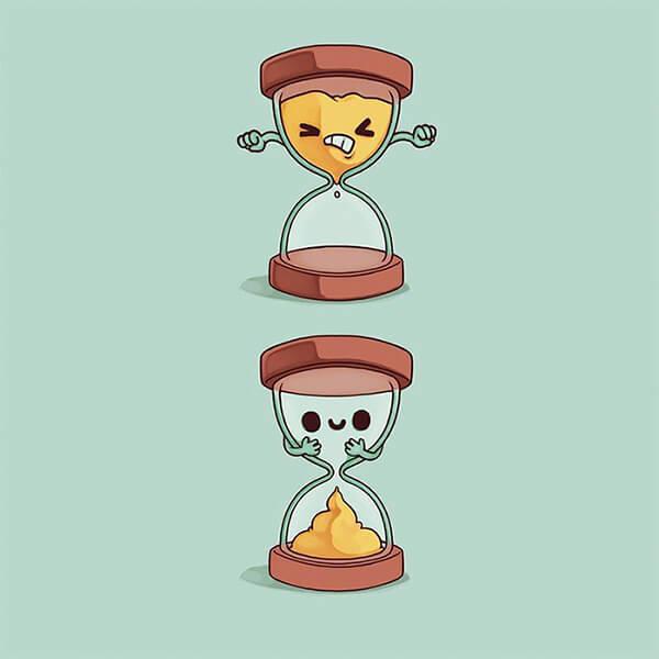 Playful Illustration by Nacho Diaz