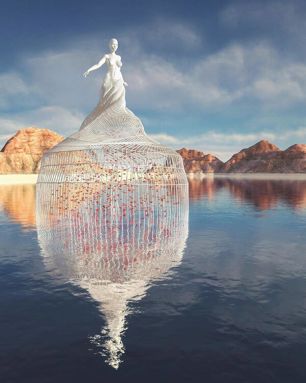 Stunning Sculptures By Chad Knight Looks Like Real