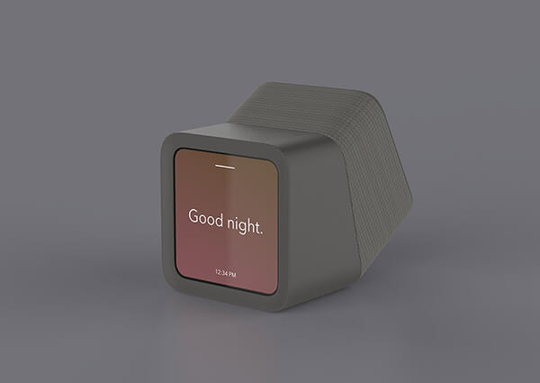 TILT-A-TIME: Another Smart Alarm Clock