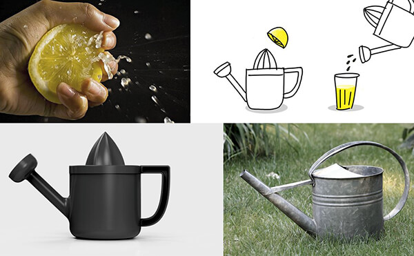 Playful Watering Can-Shaped Juicer