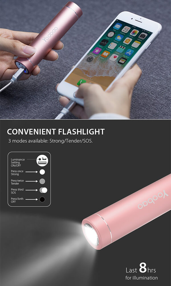 8 Super Cool Power Bank Designs, No More Drained Gadgets