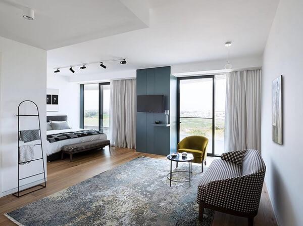 Modern Duplex Apartment in Tel Aviv, Israel