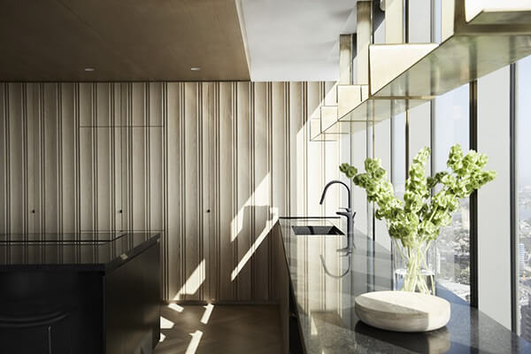 Freshwater Place Apartment in Melbourne, Australia