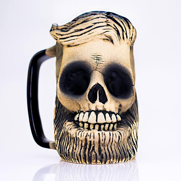 Creepy Coffee Mug by Cerapost