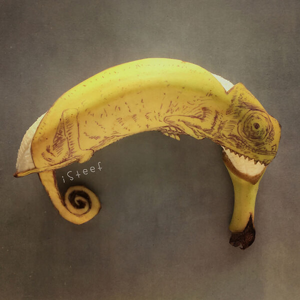 Banana Art Pictures