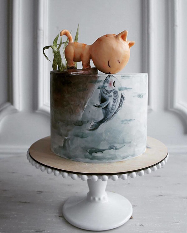 Incredible Sculpted Cake Designs by Elena Gnut