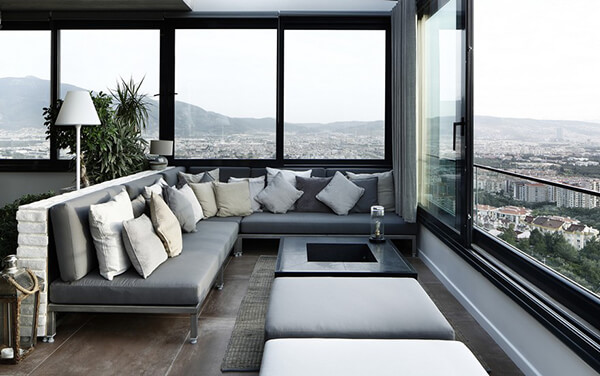 Stunning Penthouse Designed by Unlimited Design