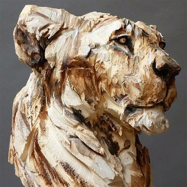 Stunning Woodworking Art Found Around World