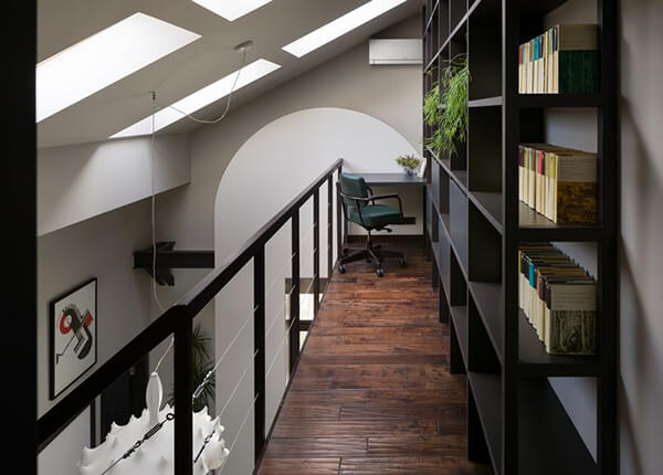 Timeless Two Storey Apartment by Dreamdesign