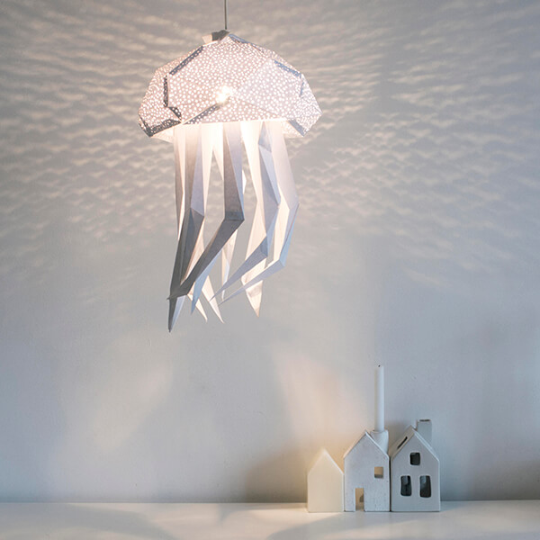 Creative Animal Paper Lamp by Vasili Lights