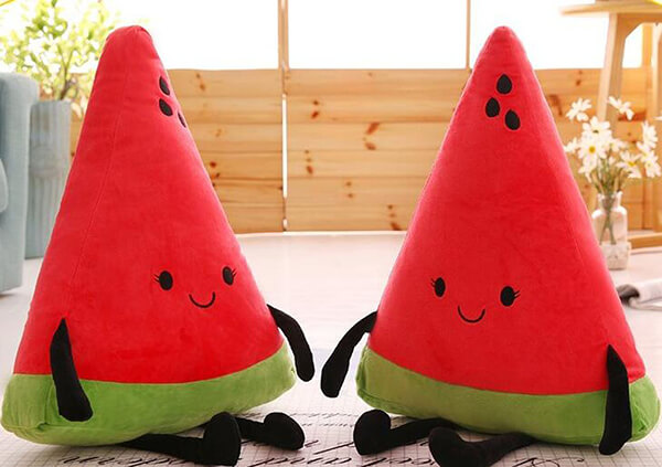 FRUITS Shaped pillows