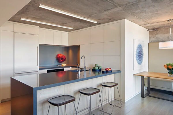 SoMa Loft With Spectacular Bay Bridge Views in San Francisco