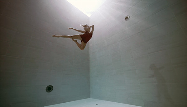 Stunning Underwater Choreography by Julie Gautier in the World's Deepest Pool