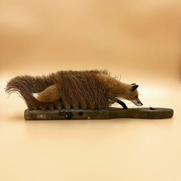 Stunning Felt Animals Needled by Simon Brown