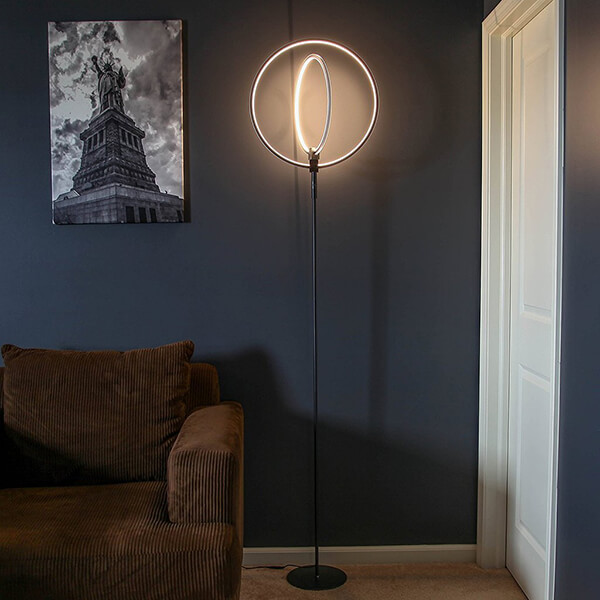Modern LED Light Fixtures to Brighten Up Your Room and Save Energy