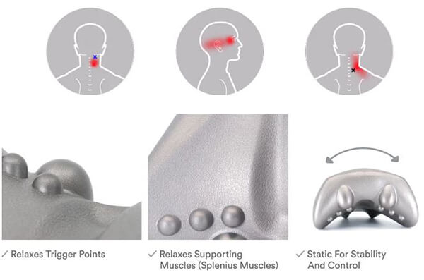 C-Rest: Relieve Neck Pain Effortlessly in 10 Minutes