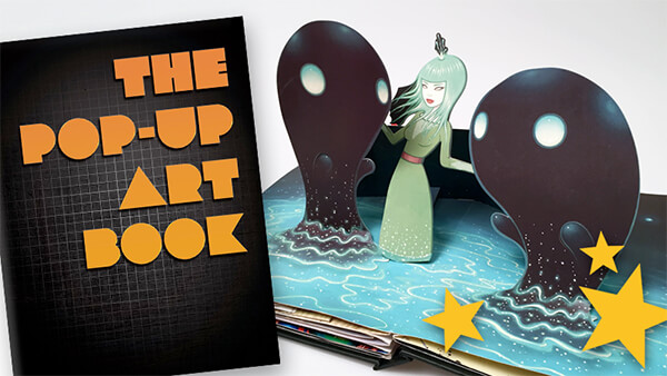 12 Creative and Playful Pop-up Books