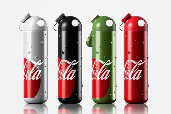 Official 2018 Coca-Cola Reusable Bottle