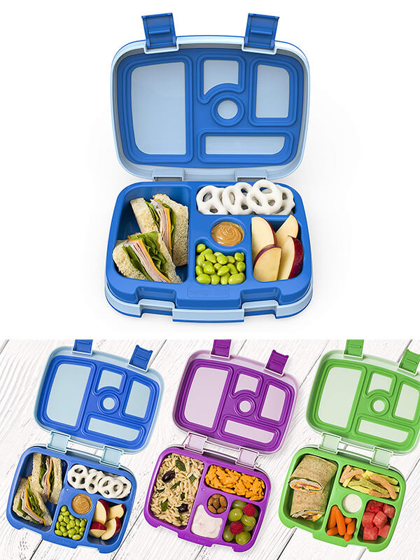 10 Coolest Kid-friendly Lunch Boxes