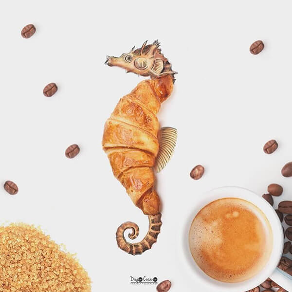 Creative Re-imagine Daily Objects by Diego Cusano