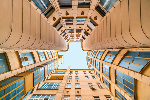 Stunning Photography Capturing The Symmetrical Beauty of Architecture