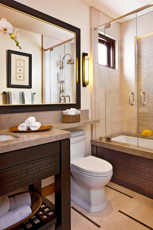 Top Amazing Ways to Design Your Small Bathroom