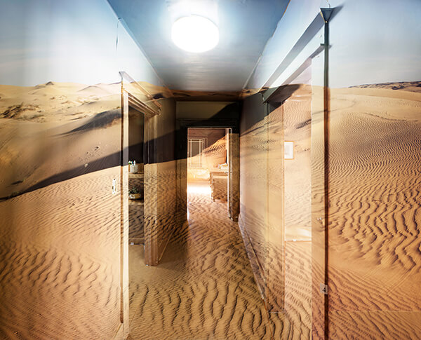 Cool 3D Installations Than Invite Viewer to Step Inside a Photo
