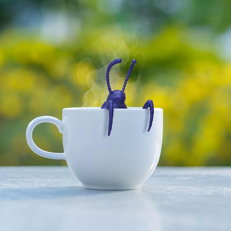 Creepy Beetle Brew Tea Infuser