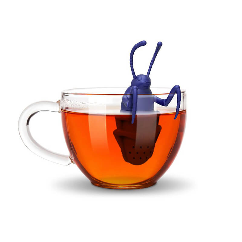 Creepy Beetle Brew Tea Infuser