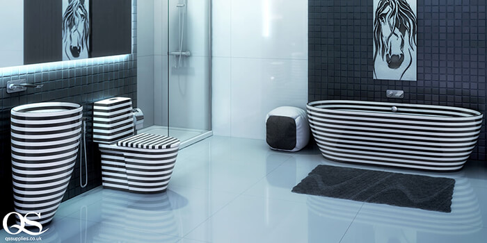 QS Supplies New Collection of Bathroom Suites are Simply