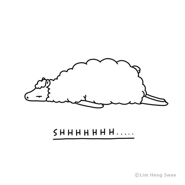 Hilarious Moody Animal Series by Lim Heng Swee