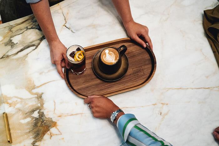 Impressive Interior Design of Starbucks's First Italian Store in Milan