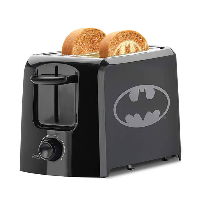 9 Cool Toasters Help to Cheer Up Your Morning