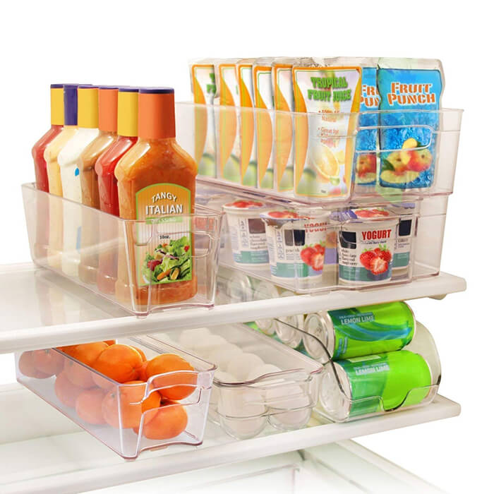 7 Useful Fridge Organizers to Keep Your Fridge Neat and Clean