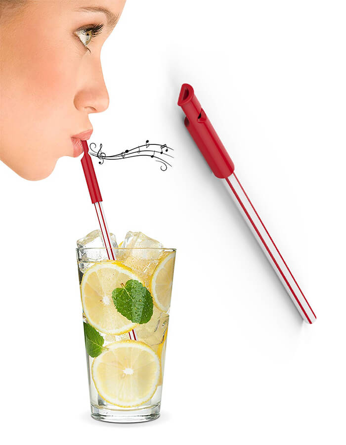 11 Playful Drinking Straws