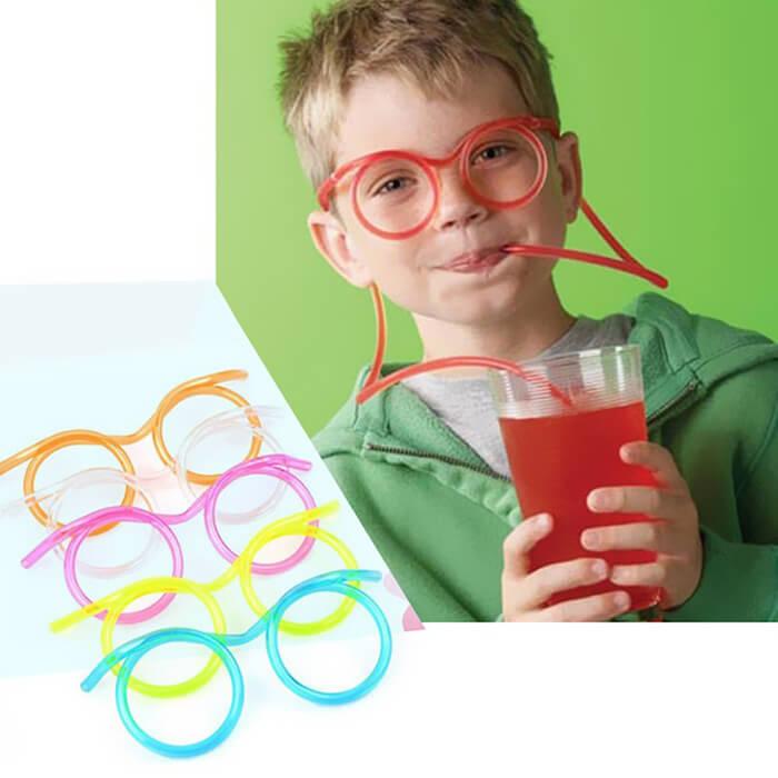 11 Playful Drinking Straws