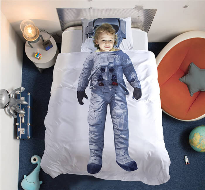 20 Creative and Playful Duvet Cover Sets for Your Kids