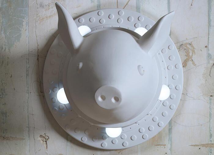 Karman Zoo: Adorable Animal Inspired Lamps from Karman