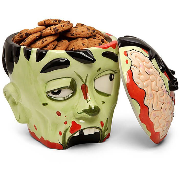 8 Creepy Brain Inspired Designs